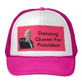 John McCain Dancing queen hat