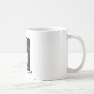 john_mccain, is my cup of coffee! basic white mug