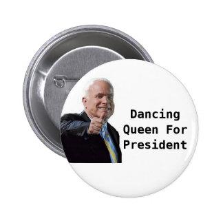 john_mccain_narrowweb__300x3730 Dancing Queen Pinback Buttons