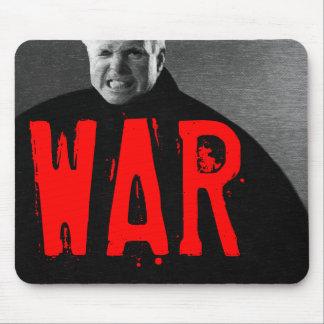 John McCain War, War War Mouse Mats
