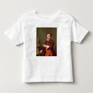 John Michael Rysbrack Modelling his Terra-Cotta St Toddler T-Shirt