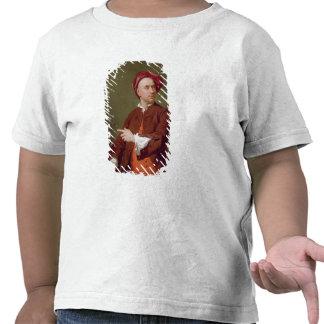 John Michael Rysbrack Modelling his Terra-Cotta St T-shirts