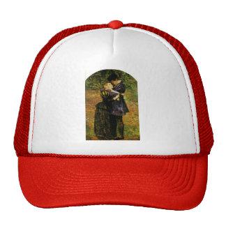 John Millais-Refusal of shelter by a Huguenot Mesh Hats