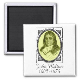John Milton Magnets