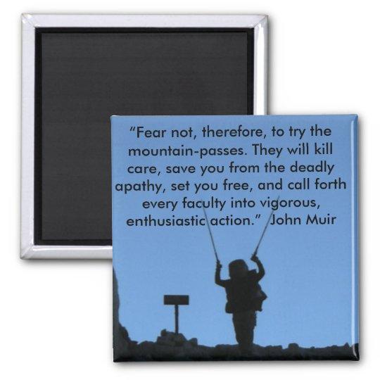 John Muir Magnet