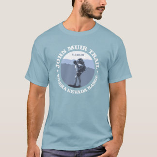 John Muir Trail Apparel T-Shirt