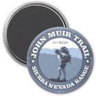 John Muir Trail Magnet
