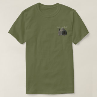 John Muir Trail. Muir Hut pocket T-Shirt
