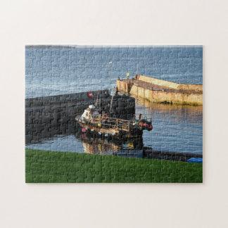 John O'Goats scotland Jigsaw Puzzle