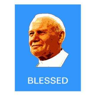 John Paul II BLESSED Postcard