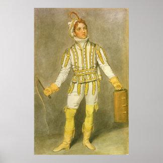 John Pritt Harley  as Pedrillo Poster