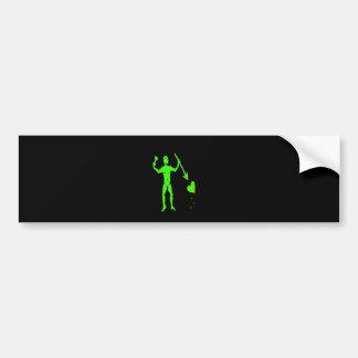 John Quelch-Green Bumper Sticker