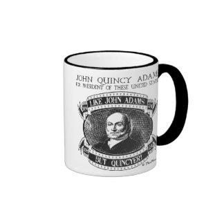 John Quincy Adams 1824 Campaign Mug