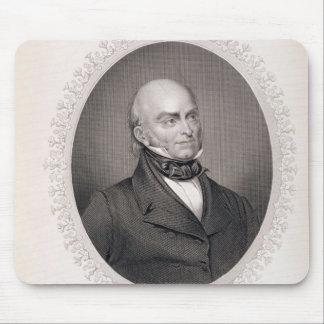 John Quincy Adams Mouse Mat