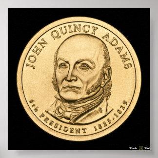 JOHN QUINCY ADAMS POSTER