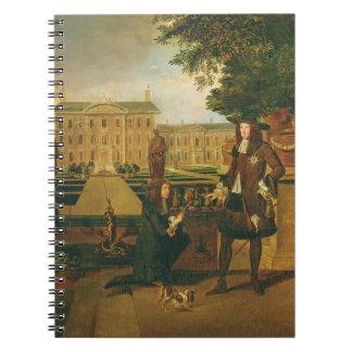 John Rose (c.1621-77) the King's Gardener, present Notebook