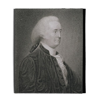 John Rutledge (1739-1800), engraved by G.F. Storm iPad Folio Covers