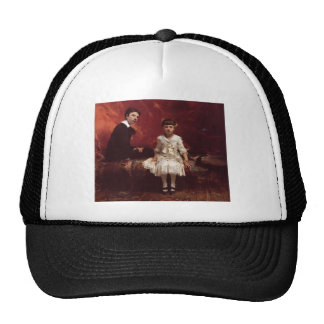 John Sargent- Edouard and Marie Louise Pailleron Trucker Hat
