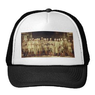 John Sargent- General Officers of World War I Mesh Hat