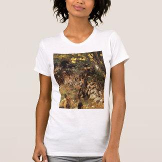 John Sargent- Girls Gathering Blossoms Valdemosa Tshirts