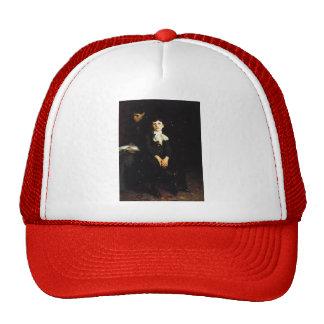 John Sargent- Homer Saint Gaudens and His Mother Hat