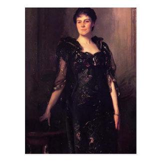 John Sargent- Mrs. Charles F. St. Clair Thompson Postcards
