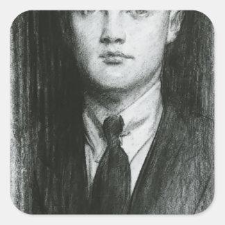 John Sargent: Sir William Hedworth Williamson Square Sticker