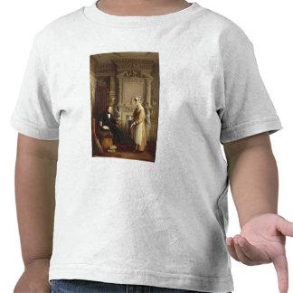 John Sheepshanks and his maid T Shirts