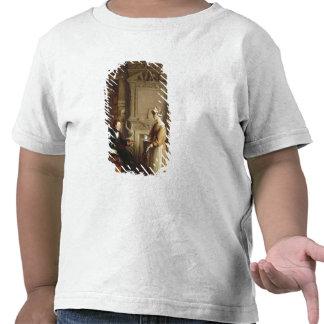 John Sheepshanks and his maid T-shirts