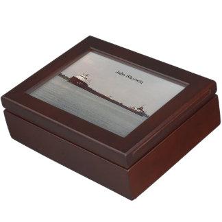 John Sherwin keepsake box