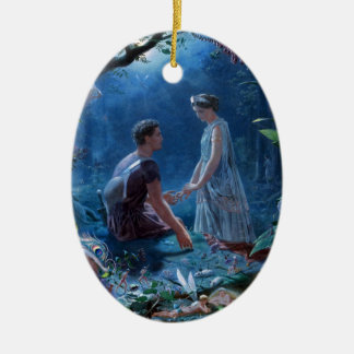 John Simmons: A Midsummer Night's Dream Christmas Ornament