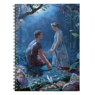 John Simmons: A Midsummer Night's Dream Notebook