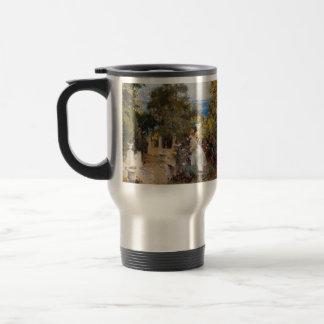 John Singer Sargent- A Garden in Corfu Mugs