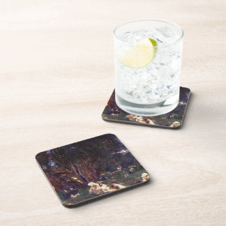 John Singer Sargent- Albanian Olive Pickers Drink Coasters