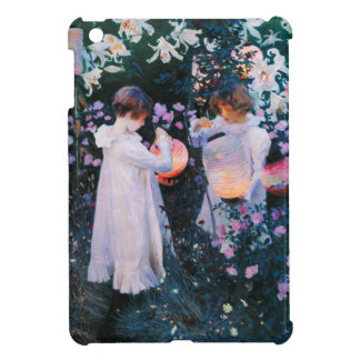 John Singer Sargent Carnation Lily Lily Rose iPad Mini Case