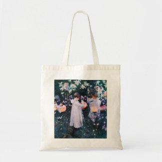 John Singer Sargent Carnation Lily Lily Rose Tote Bag