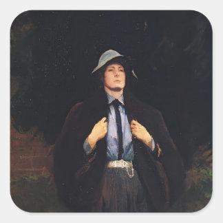 John Singer Sargent-Clementina Austruther Thompson Stickers