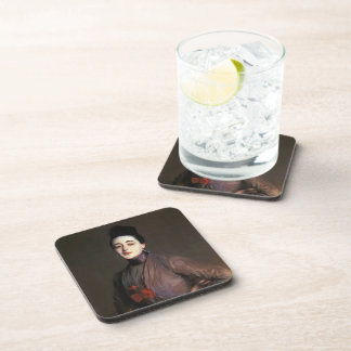 John Singer Sargent- Flora Priestley Drink Coasters