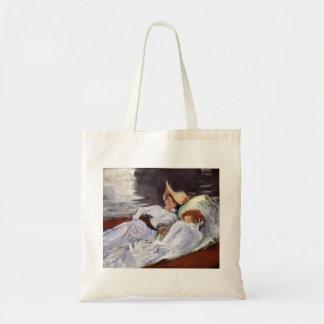 John Singer Sargent- In a Punt Tote Bag