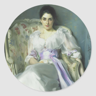 John Singer Sargent Lady Agnew Stickers
