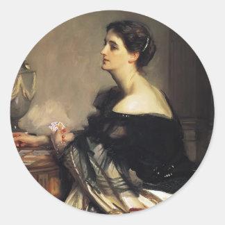 John Singer Sargent- Lady Eden Stickers