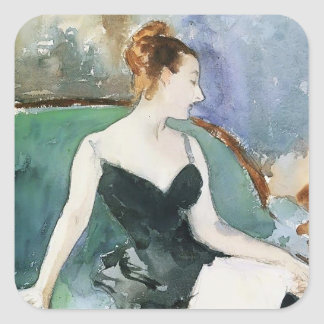 John Singer Sargent: Madame Gautreau Stickers
