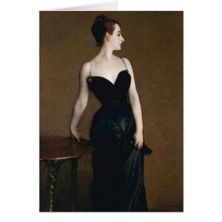 John Singer Sargent Madame X Note Card