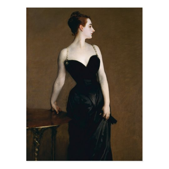 John Singer Sargent Madame X Postcard