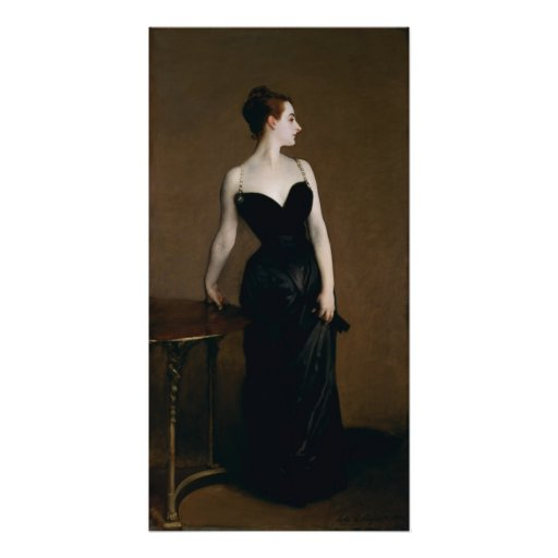 John Singer Sargent Madame X Poster