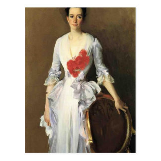 John Singer Sargent- Mrs. Archibald Douglas Dick Post Cards