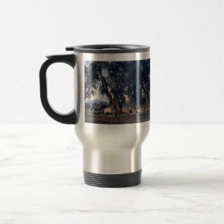 John Singer Sargent- Olive Trees at Corfu Coffee Mugs