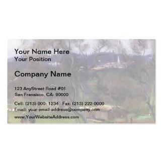 John Singer Sargent- Olive Trees, Corfu Business Card