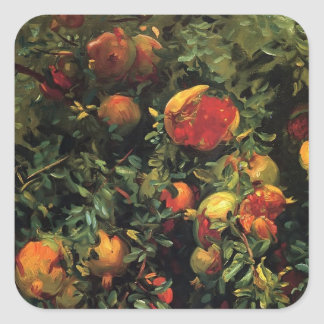 John Singer Sargent- Pomegranates, Majorca Sticker