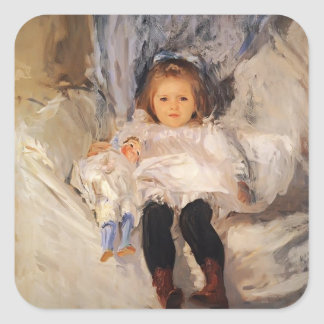 John Singer Sargent- Ruth Sears Bacon Stickers